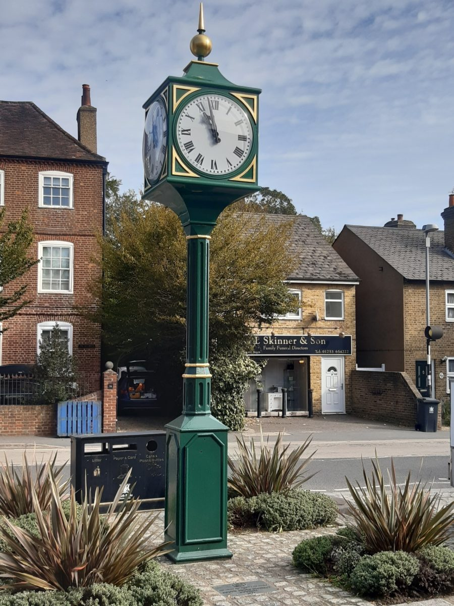 Iver Parish Clock